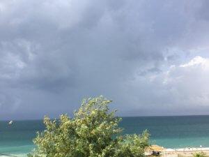 Отдых в Абхазии Гагра вид на море