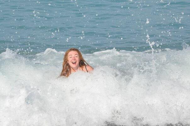 Море в Гаграх отдых без посредников