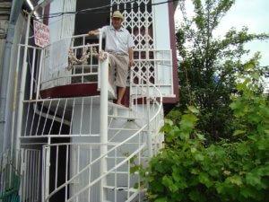 Гостевой дом на море в Гаграх