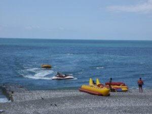 Абхазия Гагра отдых на море