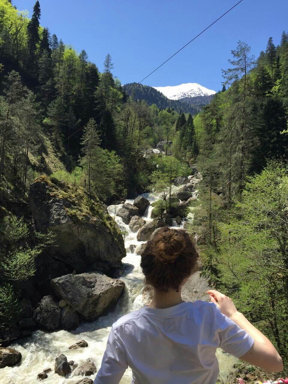 Организуем экскурсии по красивейшим местам Абхазии