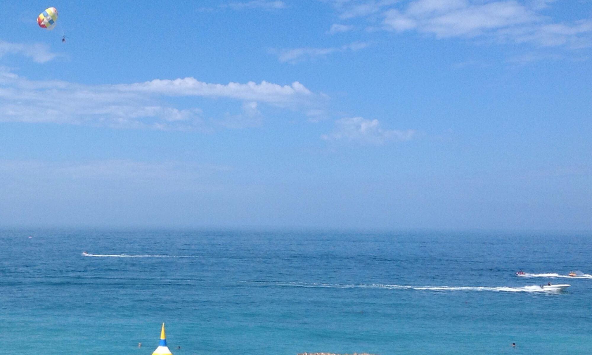 Гагра море у нашего дома