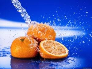 Абхазия апельсины и мандарины