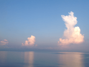 Гагра жилье без посредников на море дом на берегу