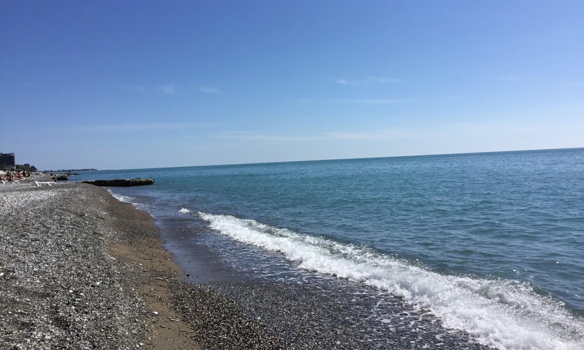 Абхазия Гагра частный сектор у моря цена на отдых гостевой дом на пляже